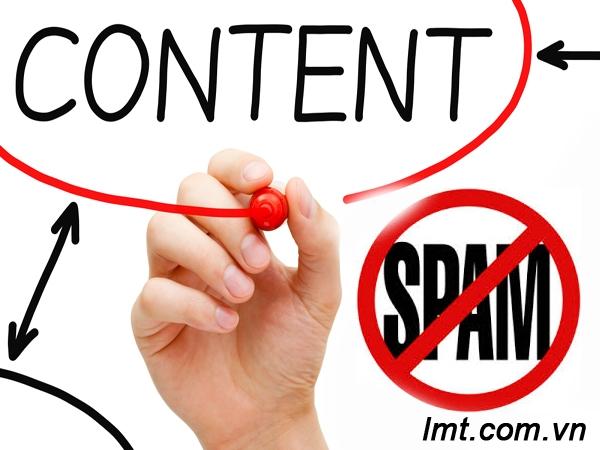 Spam nội dung là gì? 1