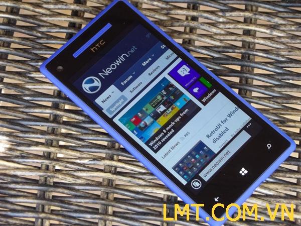 """HTC: """"Chúng tôi đang hợp tác với Microsoft trên bản cập nhật Blue dành cho Windows Phone 8X"""" 8"""