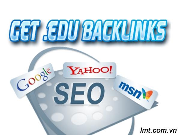 Cách thức tìm kiếm và xây dựng Backlinks EDU chất lượng 1