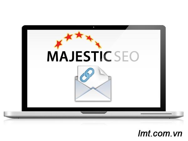 Tìm kiếm cơ hội liên kết thông qua Majestic SEO 1