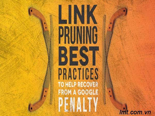 Cắt giảm liên kết giúp website phục hồi sau hình phạt của Google 4
