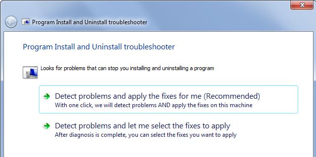 Hướng dẫn khắc phục lỗi không cài được phần mềm trên windows