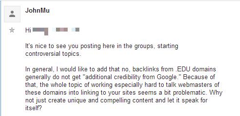 Cách thức tìm kiếm và xây dựng Backlinks EDU chất lượng 2