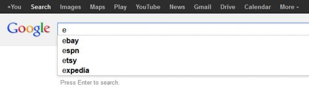 Khám phá tính năng Google Suggest 4