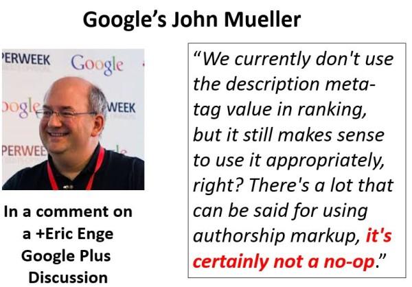 Nghiên cứu về Google AuthorRank