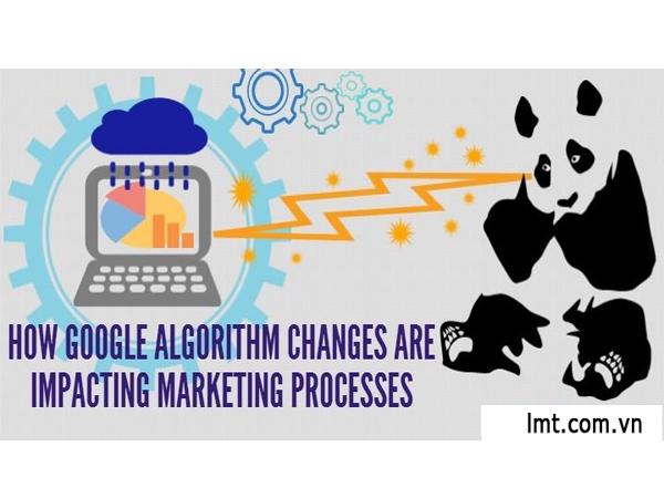 Phân tích ảnh hưởng thuật toán Google đến quá trình tiếp thị 1