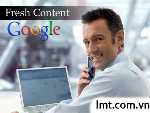 Nội dung mới mẻ giúp website gia tăng thứ hạng như thế nào trên công cụ tìm kiếm 1