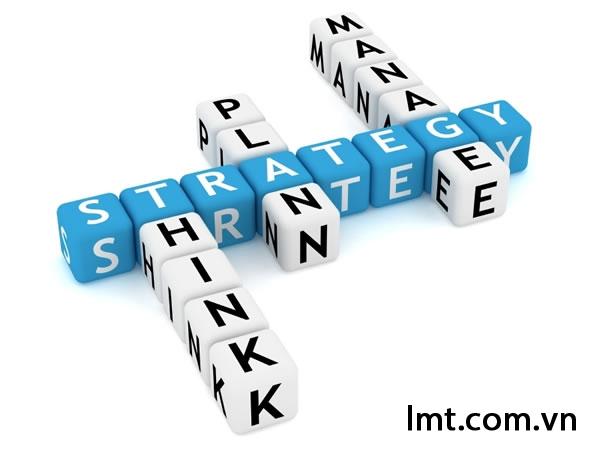 Mô hình kế hoạch cho chiến lược SEO đơn giản hơn 1