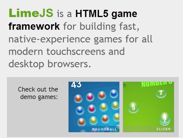 công cụ Lime JS