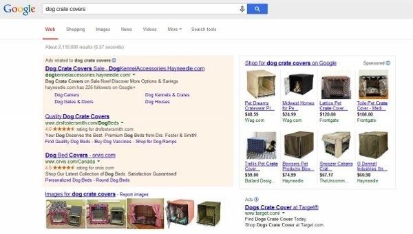 bổ sung sitelink cho kết quả tìm kiếm