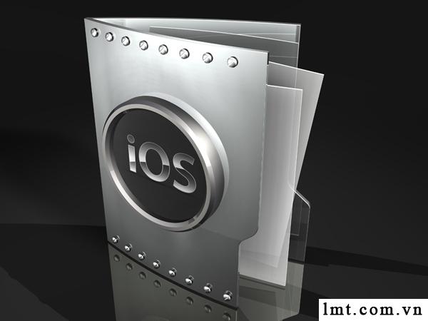 Giải pháp gia tăng không gian lưu trữ cho thiết bị iOS 1