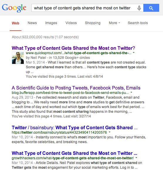 cải thiện tỷ lệ click nội dung bằng google authorship