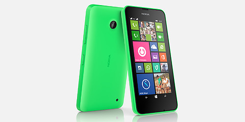 Lumia 630 windows phone 8.1