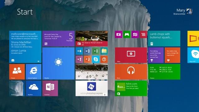 sửa lỗi cài đặt ứng dụng trên window 8