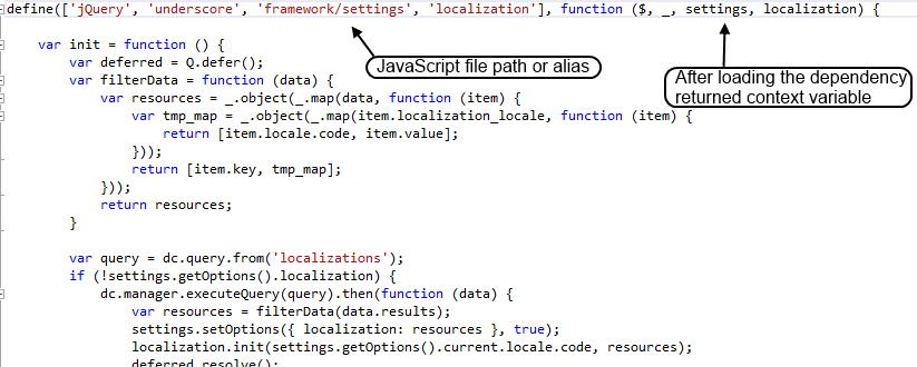 Quản lý Dependency trong Joomla JavaScript