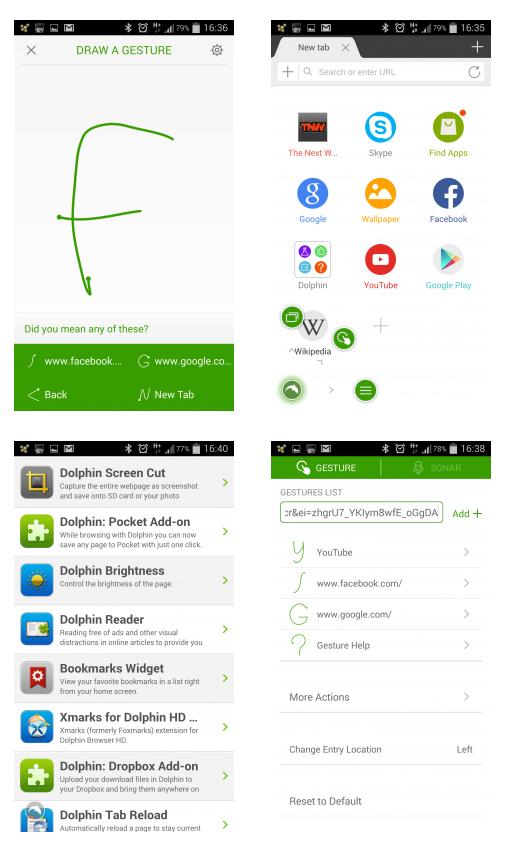 Trải nghiệm trình duyệt tốt nhất cho thiết bị Android