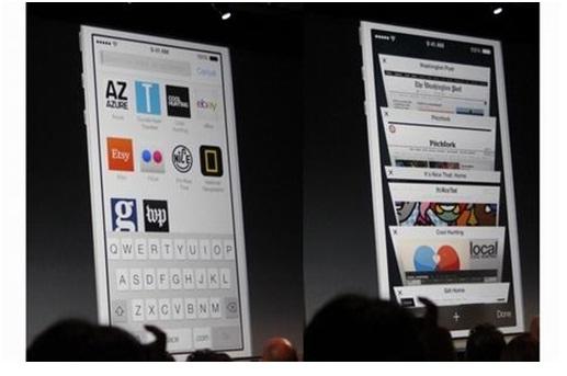 15 tính năng nổi trội của iOS 7 6