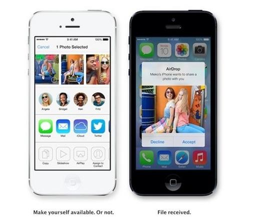 15 tính năng nổi trội của iOS 7 2