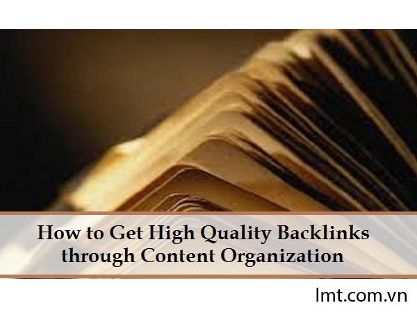 Cách thu backlink tự nhiên thông qua việc sắp xếp và tổ chức nội dung 3