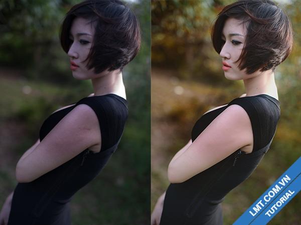 Hướng dẫn blend màu mùa thu bằng photoshop cs6 2