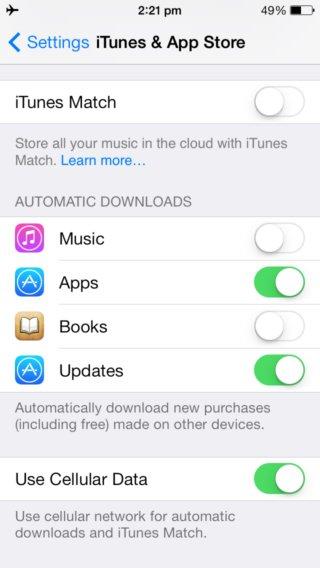 iOS 7.1 – Cách khắc phục lỗi ngốn pin cho iPhone, iPad 3