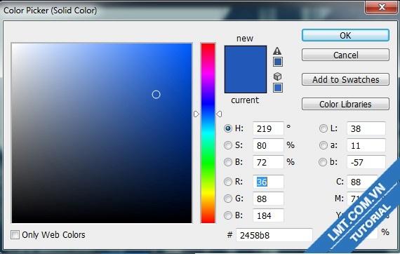 """Tạo Blend """" màu Film cổ xưa"""" bằng photoshop CS6 2"""