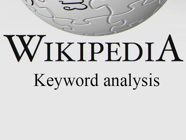 Nghiên cứu từ khóa với Wikipedia 1