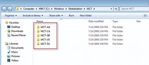 Những thủ thuật đem lại sự thú vị cho windows 7