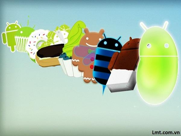 Ứng dụng làm mới tính năng thông báo trên Android