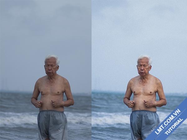 Hướng dẫn Blend màu giả film bằng photoshop cs6 1