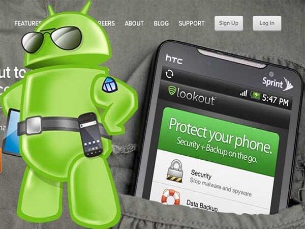 Tính năng bảo mật dữ liệu khi làm mất điện thoại Android