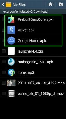 Hướng dẫn cập nhật Android phiên bản mới