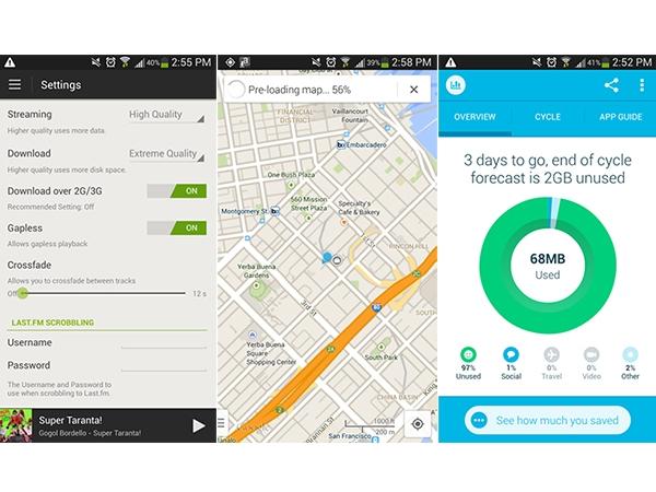 11 thủ thuật tiết kiệm 3G cho điện thoại Android 1