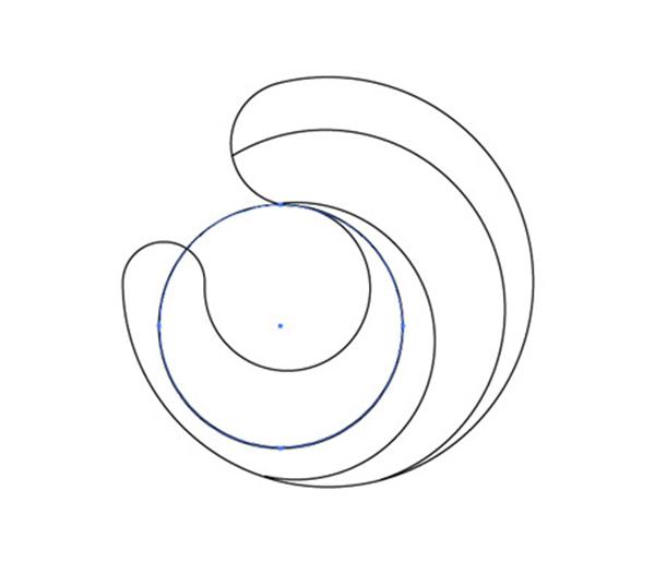 Lặp lại các bước này để tạo thêm các hình tròn kích thước khác nhau