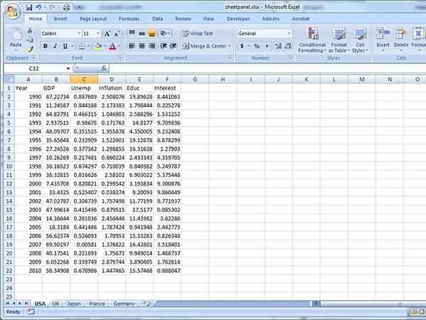 Thủ thuật Excel: Thủ thuật với các sheet 9