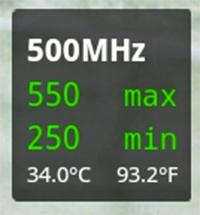 Máy quá nóng trong quá trình sử dụng