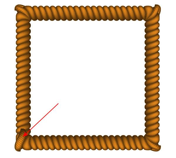 khôi phục lại gradient meshes