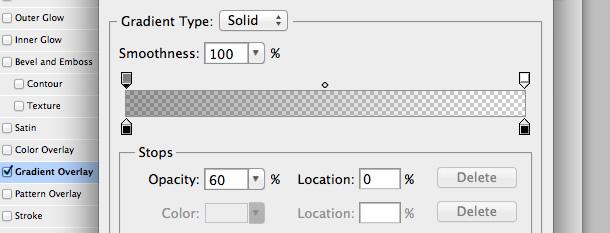Trên layer mới thiết lập màu sắc của hình dạng