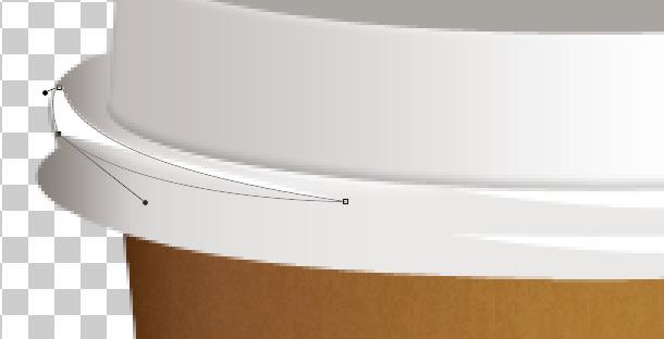 Vẽ hai hình nữa bằng cách sử dụng cùng kỹ thuật trên ở phía bên tay trái của nắp