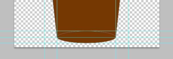 Lặp lại các bước cuối cùng tại phần dưới cùng của hình chữ nhật