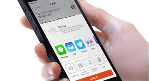 Tích hợp OS X và iOS chặt chẽ hơn