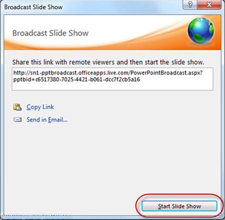 mở một tin nhắn Outlook mới với đường link đã được nhúng