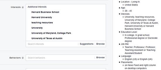 Cách nhận được nhiều Backlinks .edu bằng quảng cáo truyền thông xã hội