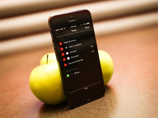 Tổng hợp 29 tính năng thú vị chỉ có ở iOS 8 5