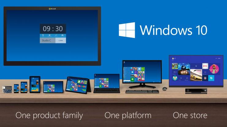 Khám phá những tính năng mới trong phiên bản Windows 10
