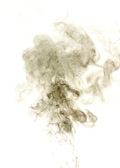 Hiệu ứng khói thuốc được sử dụng trong ảnh