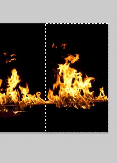 Hình ảnh ngọn lửa được sử dụng cho ảnh