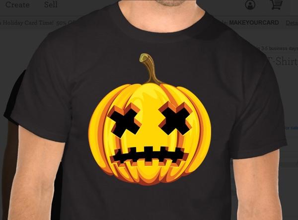 Thiết kế áo Halloween bằng Adobe Illustrator (Phần 1) 1