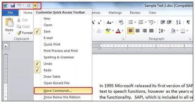Cách để máy tính đọc truyện như người