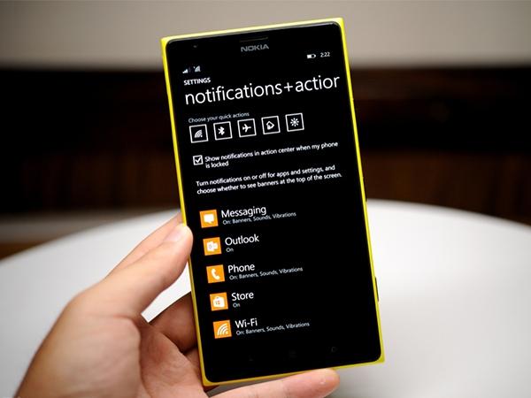 Khắc phục 7 lỗi cơ bản trong Windows Phone 8.1 Developer Action Center 4